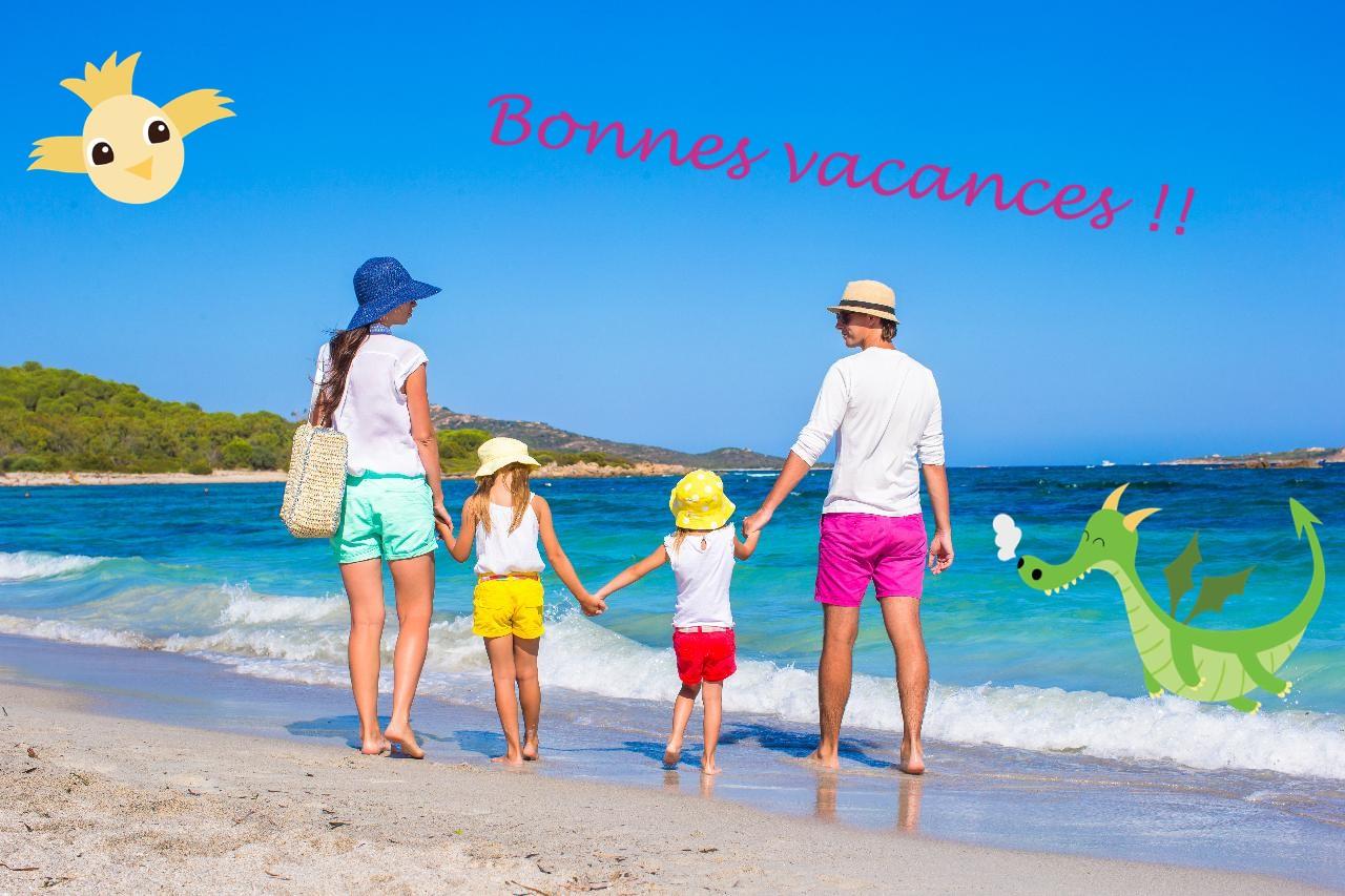 Nous vous souhaitons d'agréables vacances ! Que farniente, repos, rigolades et moments […]